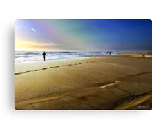Light's Play Canvas Print