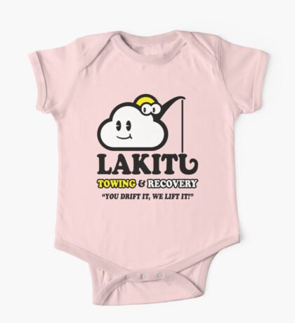 LAKITU TOWING Kids Clothes