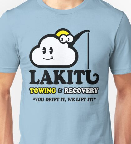 LAKITU TOWING Unisex T-Shirt