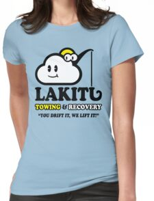 LAKITU TOWING Womens Fitted T-Shirt