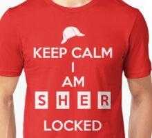 Keep Calm Mycroft Unisex T-Shirt