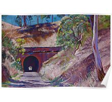 The Cheviot Rail Tunnel, (Yea) Poster