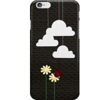 Hung Up on Nature iPhone Case/Skin