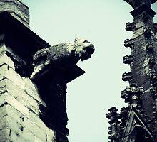 Gargoyle by jo1079ch