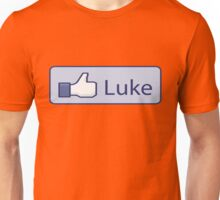 Like Luke Thumbs Up Unisex T-Shirt