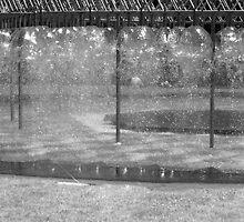 Artificial rain by Jan Clarke