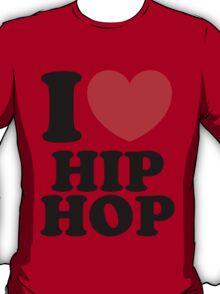 """""""I Heart Hip Hop"""" T-Shirt"""