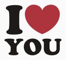 """I Heart You"" by CreativoDesign"