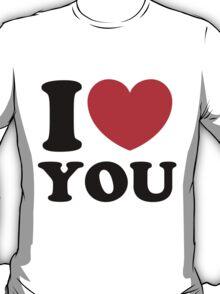 """""""I Heart You"""" T-Shirt"""
