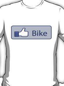 Like Bike Thumbs Up T-Shirt