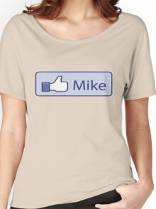 Like Mike Thumbs up Women's Relaxed Fit T-Shirt