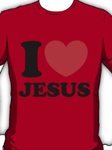 """I Heart Jesus"" T-Shirt"