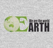 Green Earth One Piece - Long Sleeve