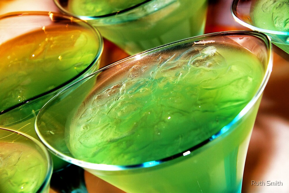 Appletinis anyone? by Ruth Smith