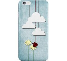 Hung Up on Nature ii iPhone Case/Skin