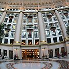 The Haunted West Baden Hotel  by katpartridge