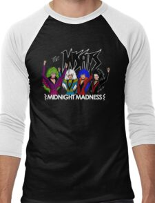 Midnight Madness Men's Baseball ¾ T-Shirt