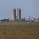 Space Shuttle Panorama in Amarillo, Texas by John Attebury