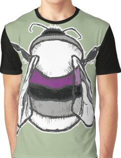 Asexual bee Graphic T-Shirt