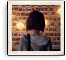 Life Is Strange - Polarized Canvas Print