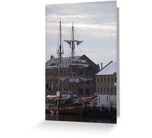 """Sail Away"" - oh, to just sail away...... Greeting Card"