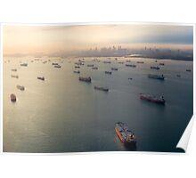 Singapore Ghost Fleet Poster