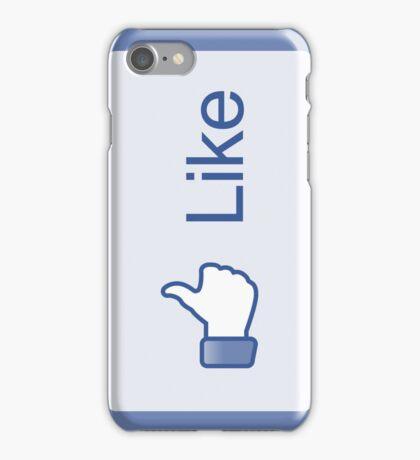 Facebook Like Button - iPhone Case iPhone Case/Skin