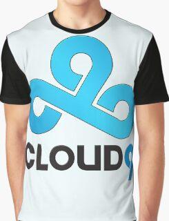 Cloud 9 - Sleek Gloss Graphic T-Shirt