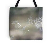 Wish upon a dandelion . . Tote Bag