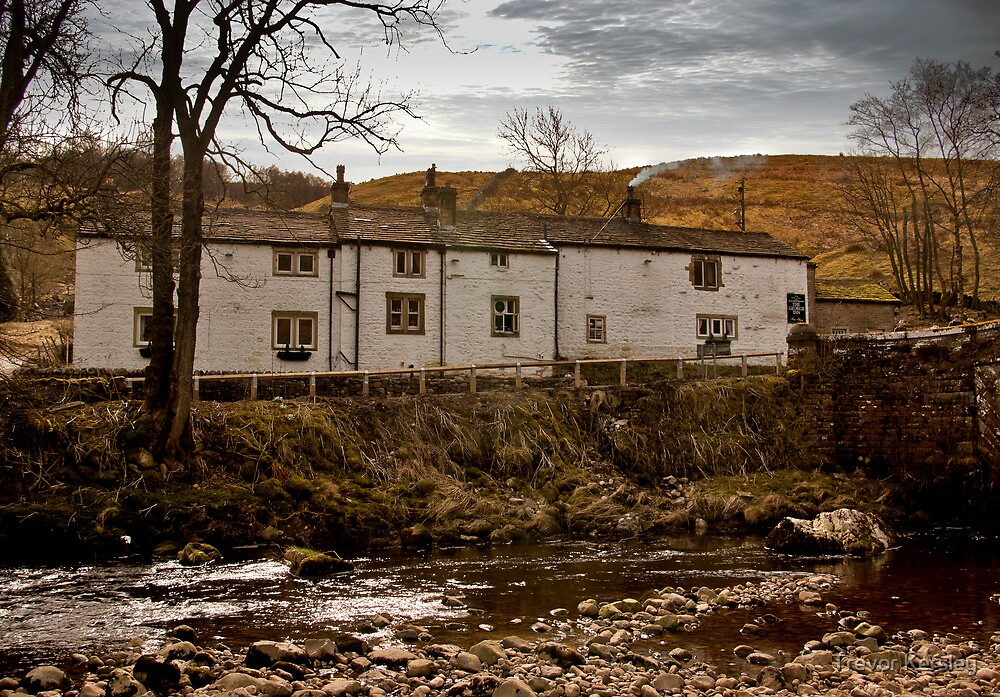 George Inn - Hubberholme by Trevor Kersley