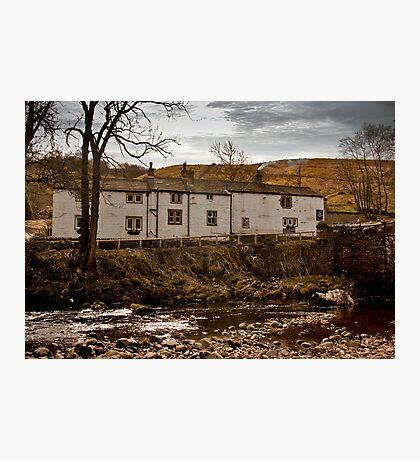 George Inn - Hubberholme Photographic Print
