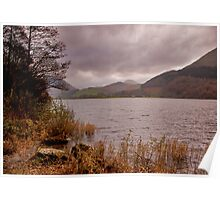 Lake View - Buttermere Poster