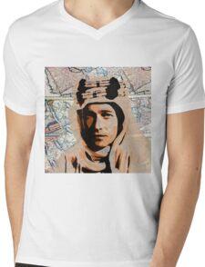 Lawrence of Arabia Mens V-Neck T-Shirt