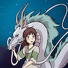 Spirited Away by Danielle  Madrigal