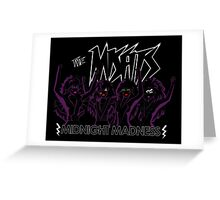 Midnight Madness - Silhouette Greeting Card