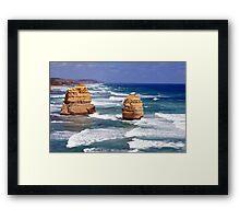 2 Apostles Framed Print