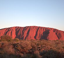 Uluru by Anthony Judd