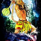 Mahabali Hanuman by Saksham Amrendra