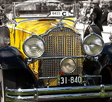 Packard 840 1931 by Geoffrey Higges