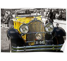 Packard 840 1931 Poster
