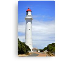 Split Point Lighthouse Aireys Inlet Canvas Print