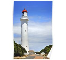 Split Point Lighthouse Aireys Inlet Poster