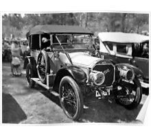 Napier 20 1913 Poster