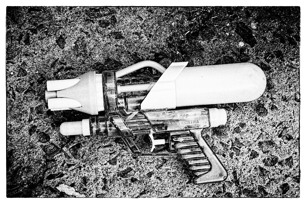 Watergun, Raygun by joerelic37