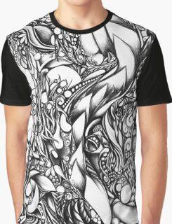 Doodle 1- Life Graphic T-Shirt