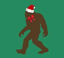 Bigfoot by cesstrelle