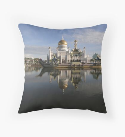 THE NATURE OF MOSQUE Throw Pillow