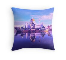 MOSQUE CULTURE Throw Pillow