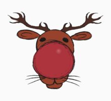 Rudolph the Red Nosed Reindeer Kids Clothes
