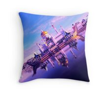 BRUNEI DARUSSALAM ~ A NEW PERSPECTIVE Throw Pillow